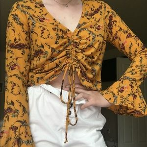 Floral blouse from Gyspies & Moondust!!!